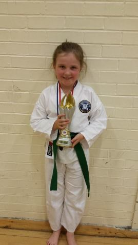 Well done - 2nd in first Kata Competition